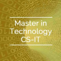 Master in Technology CS-IT