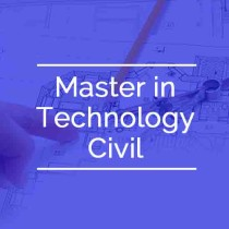 Master in Technology Civil