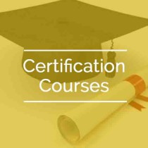 Certification Courses