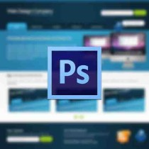 Web Design Professional With Photoshop - Hindi