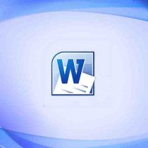 Microsoft Word 2010 - English